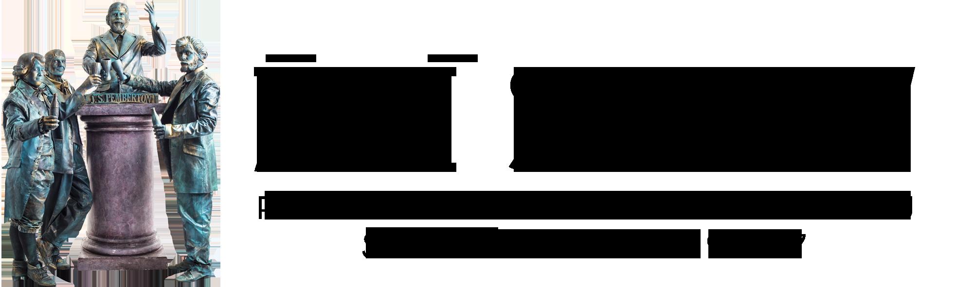 Živé sochy Logo